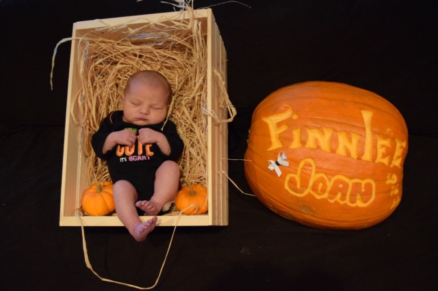 Finnlee Joan birth story
