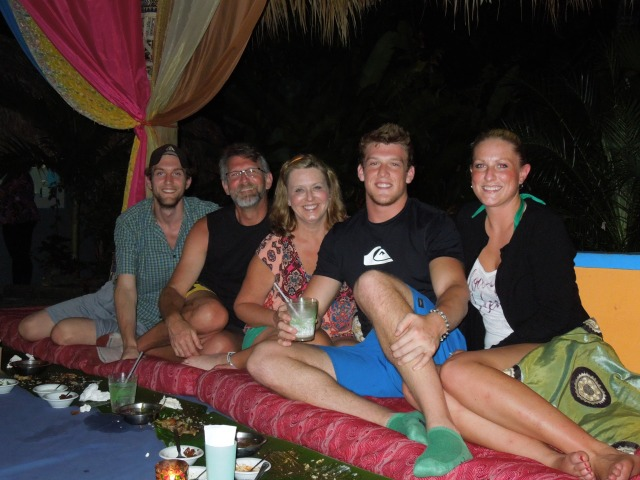 Hartung family, Dominican Republic