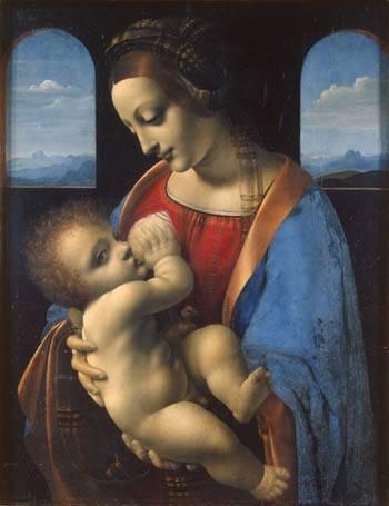 Painting by Leonardo DaVinci